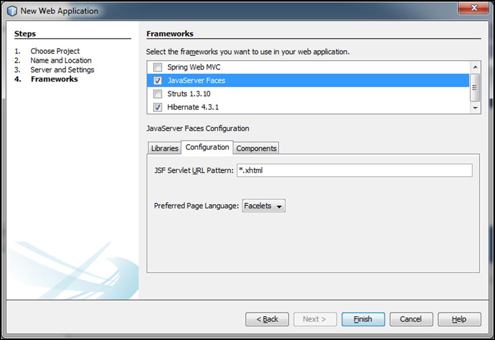JavaPassion: Primefaces5,JPA, Hibernate 5 CRUD Using
