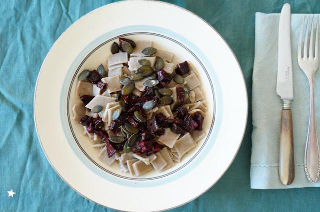 crozets sarrasin glutenfree vaiselle vintage