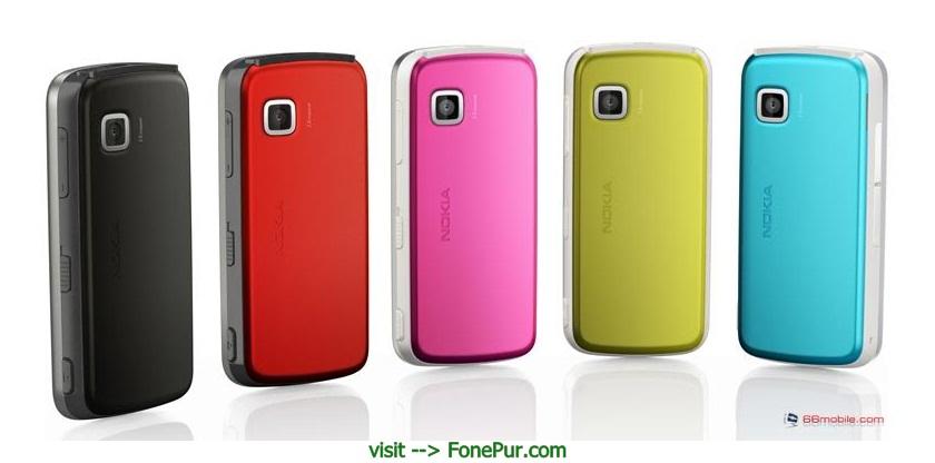 Nokia 5233 applications and softwares: nokia Software App