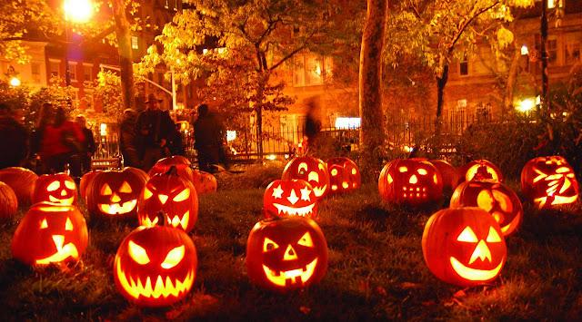 Rayakan Halloween , Klub-Klub Eropa Lakukan Hal yang unik untuk merayakannya