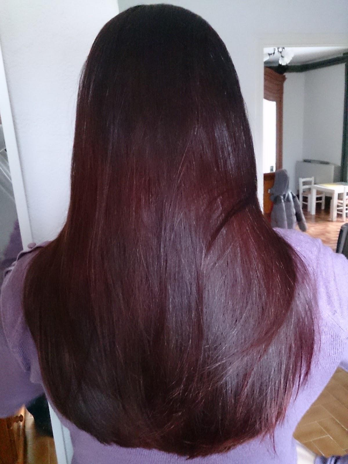 cheveux sec apres coloration