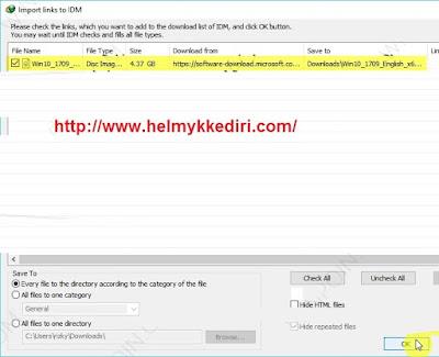 Melanjutkan download file 2