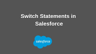 Switch Statement in Apex - Salesforce Code Crack