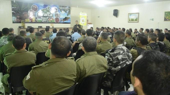 Altamira: PM realiza reunião de Planejamento Operacional