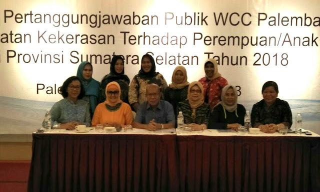 WCC Bersenergi Bersama Instansi Terkait Tanggulangi KDRT
