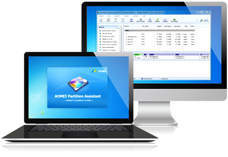 AOMEI Partition Assistant All Version