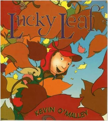 Fall Book for Primary Kids - Lucky Leaf