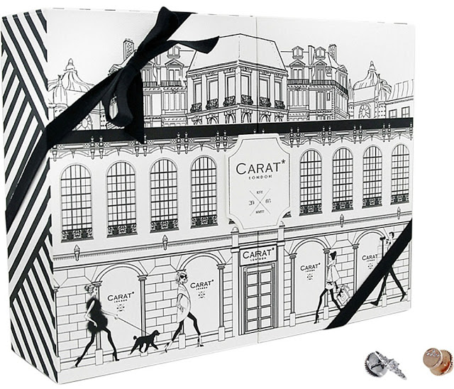 Carat London Jewellery Advent Calendar