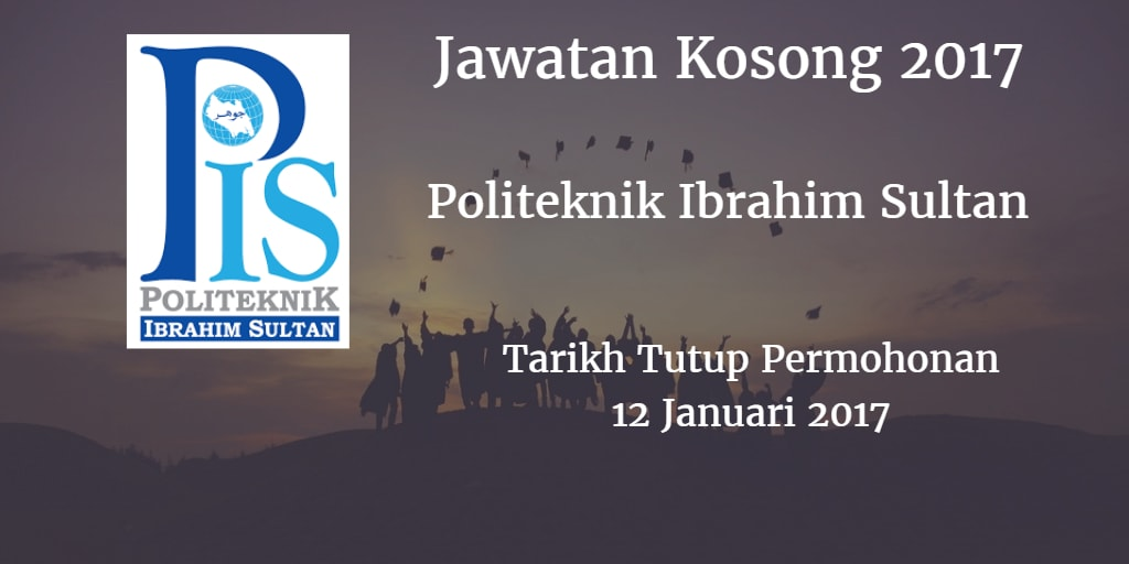 Jawatan Kosong PIS 12 Januari 2017