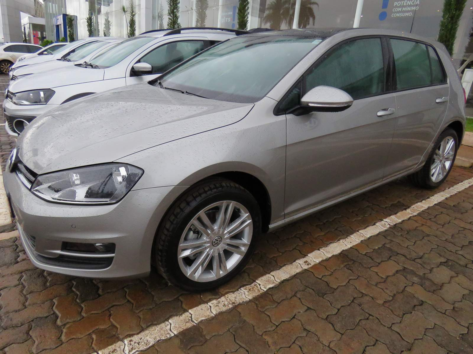 Novo VW Golf 2016 Flex