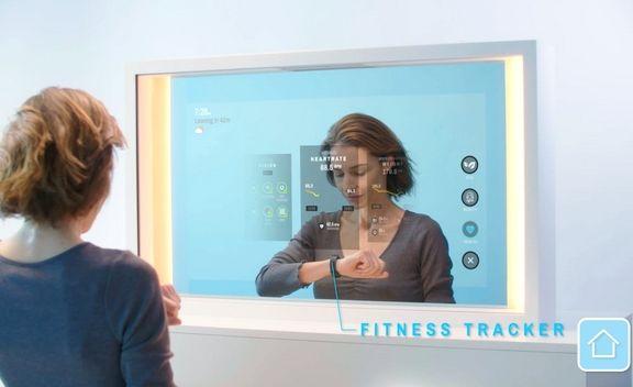 Blog : Artémis, le miroir intelligent coach sportif