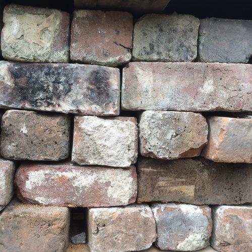 historic savannah gray bricks