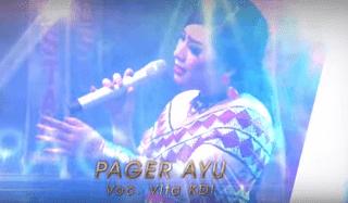 Lirik Lagu Pager Ayu - Vita KDI