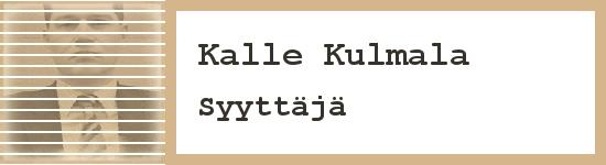 Kalle Kulmala