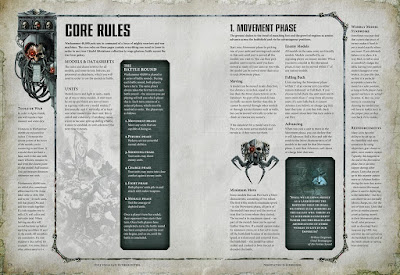 8th Edition Core Rules: The Battle Round + Movement Phase - Faeit