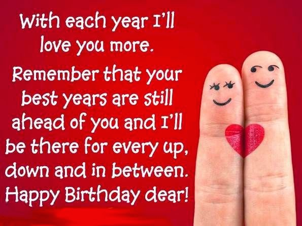 Happy Birthday Wishes For Boyfriend Sweet Images