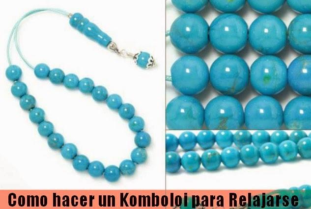 komboloi, perlas, preocupación, sanación, stress, salud, rosario, manualidades