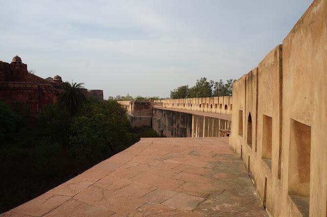 Benteng Merah Agra Fort