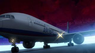 正在吞噬飛機的卡多