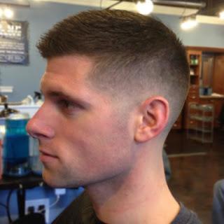 Style Rambut Lelaki Cepak (Crew Cut) Army Man Terkini ...