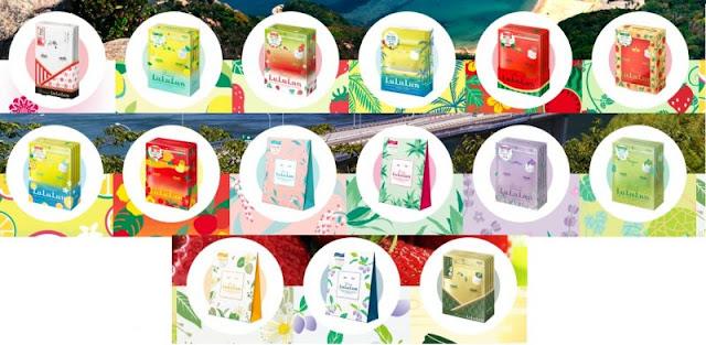 Đặc điểm nổi bật của mặt nạ Lululun Nhật Bản