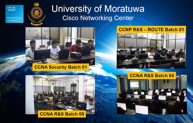 Best Cisco Networking Academy in Sri Lanka to study CCNA and CCNP