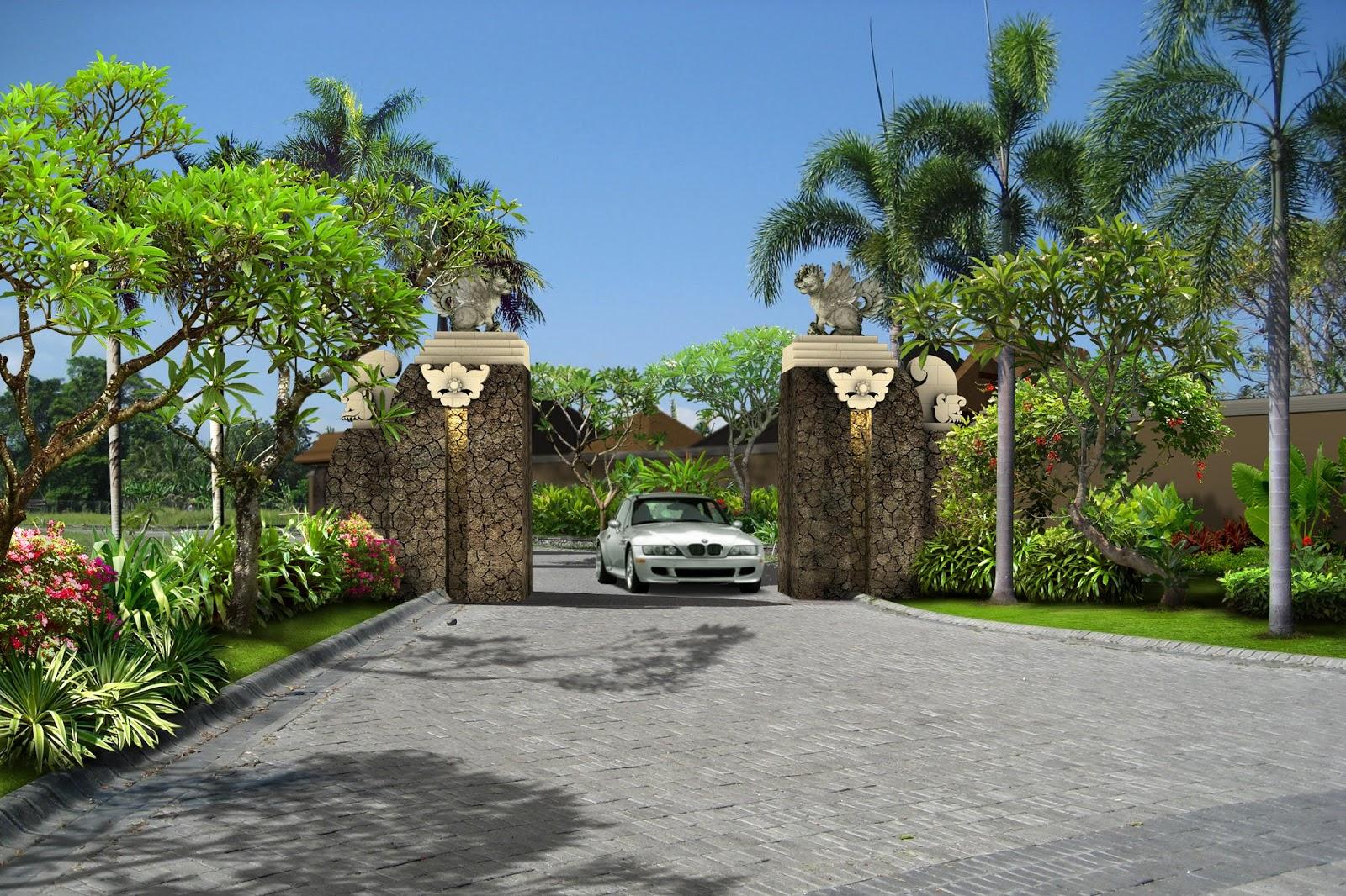 550+ Desain Gate Perumahan HD