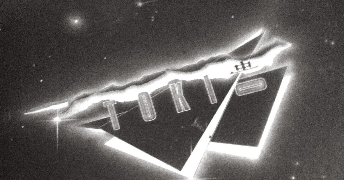 "1º Disco de Estudio -""TRIANGLES"" / 1989"