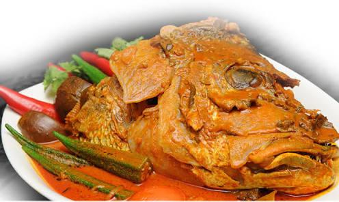 Resep Masakan Gulai Kepala Ikan Kakap Khas Padang