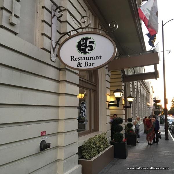 exterior of Hotel Shattuck Plaza in Berkeley, California