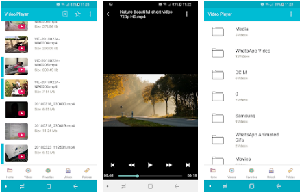 video player for free apk