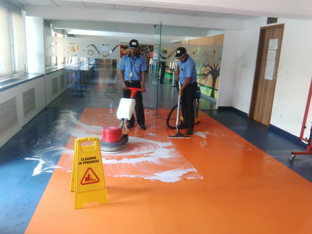 office cleaning contractors Melbourne