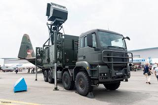 SHIKRA, Radar Pengendus Sasaran untuk Rudal Starstreak