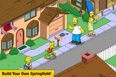 The Simpsons : Tapped Out Apk Mod 1