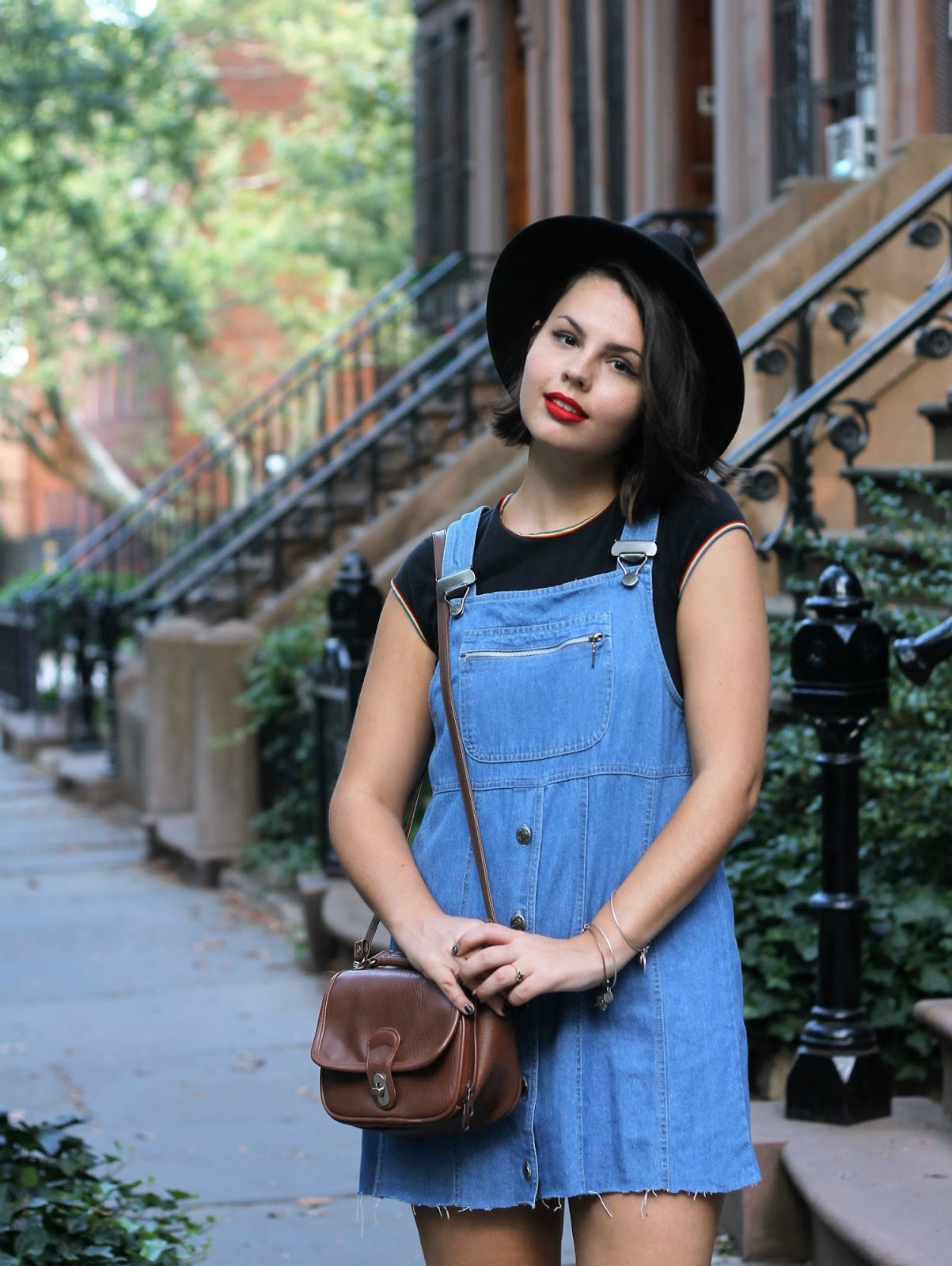 brooklyn blogger outfit