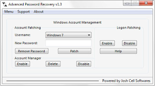 Advanced Password Recovery