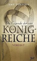 Cover Die Legende der vier Königreiche - Vereint