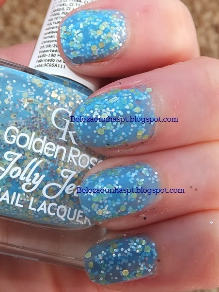Golden Rose Jolly Jewels 111 swatch