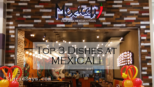 Mexicali at SM Bacolod - Bacolod restaurant