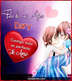 Feliz San Valentín Dary
