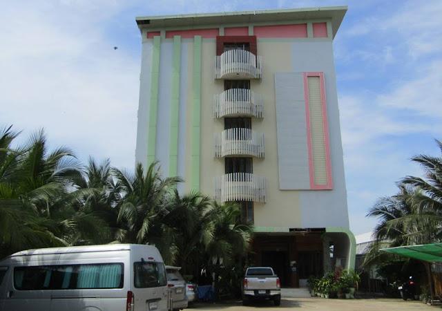 โรงแรมรอการขายของธนาคารออนสิน ขอนแก่น