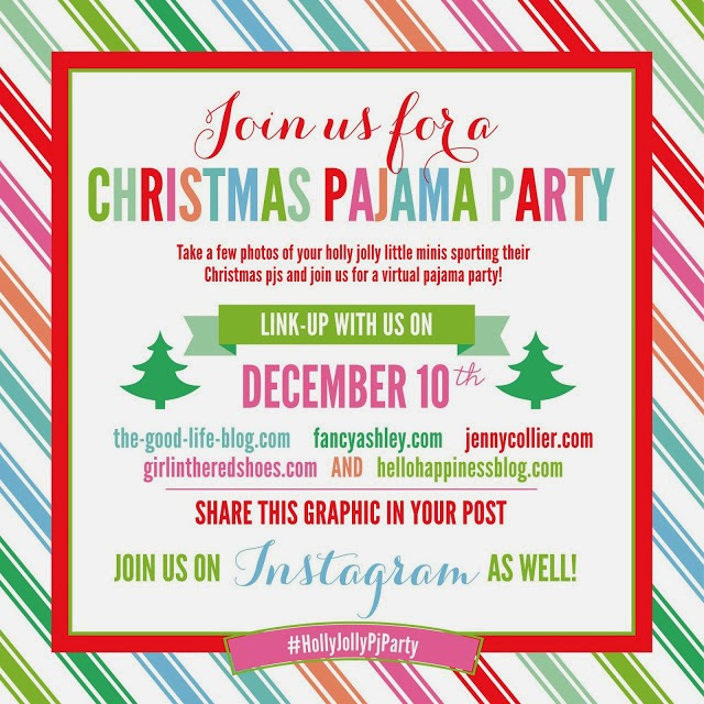 http://www.the-good-life-blog.com/2013/12/christmas-pajama-party-link-up-mini.html