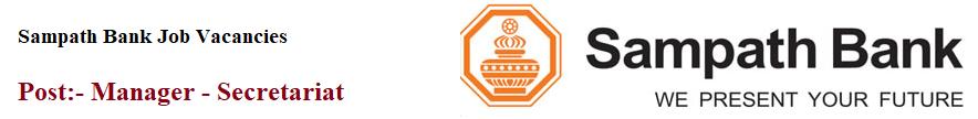 Manager - Secretariat