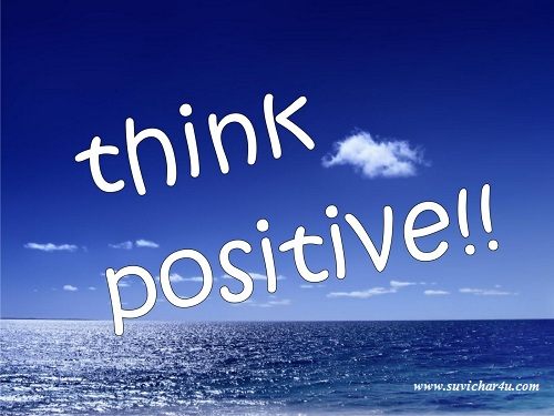 Some Positive Thought