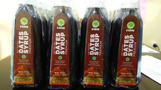 Khasiat sari kurma Dates syrup hpai premium original asli HNI