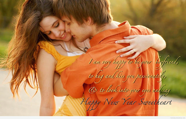 Quotes Image Of New Year 2017 For Lovers