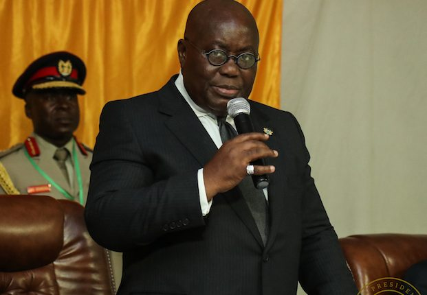 Gov't not seeking to collapse any bank – Akufo-Addo