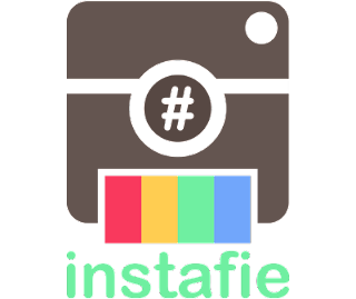PhotoBooth Hashtag Photo Print