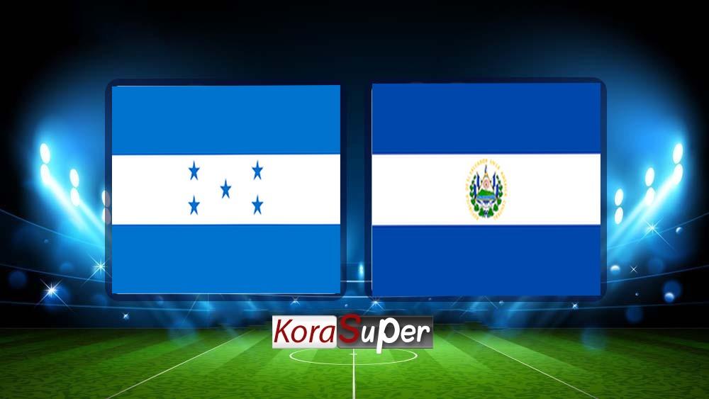 بث مباشر اليوم مشاهدة الهندوراس والسلفادور 26-06-2019 الأربعاء