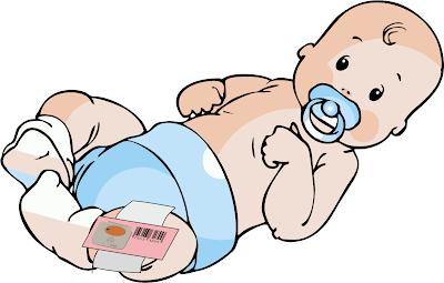 איזוק תינוק באזיק אלקטרוני